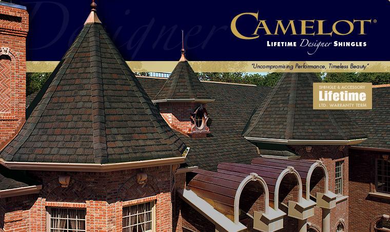 GAF Camelot® Roofing