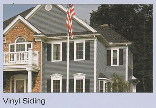 Vinyl Siding enhances any home.