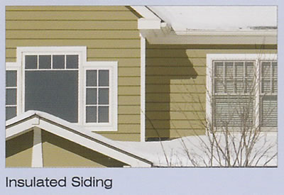 Vinyl siding also provides insulating benefits. Learn more today by calling Berkeley Exteriors!