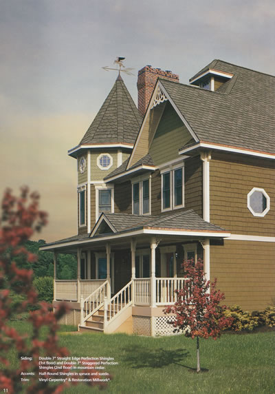 Picture your home with new vinyl siding.