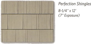 Shapes Of Shingles Certainteed Weatherboards Fibercement