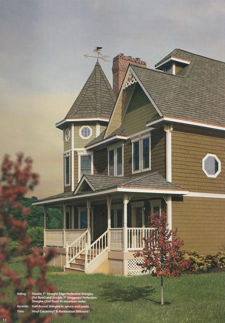 cedar impressions house