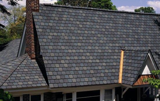 Awesome Asphalt Roofing Offers Two Types: Laminated Shingles, Known As  Architectural Or Dimensional Shingles, Which Are Layered, With Thickness ...