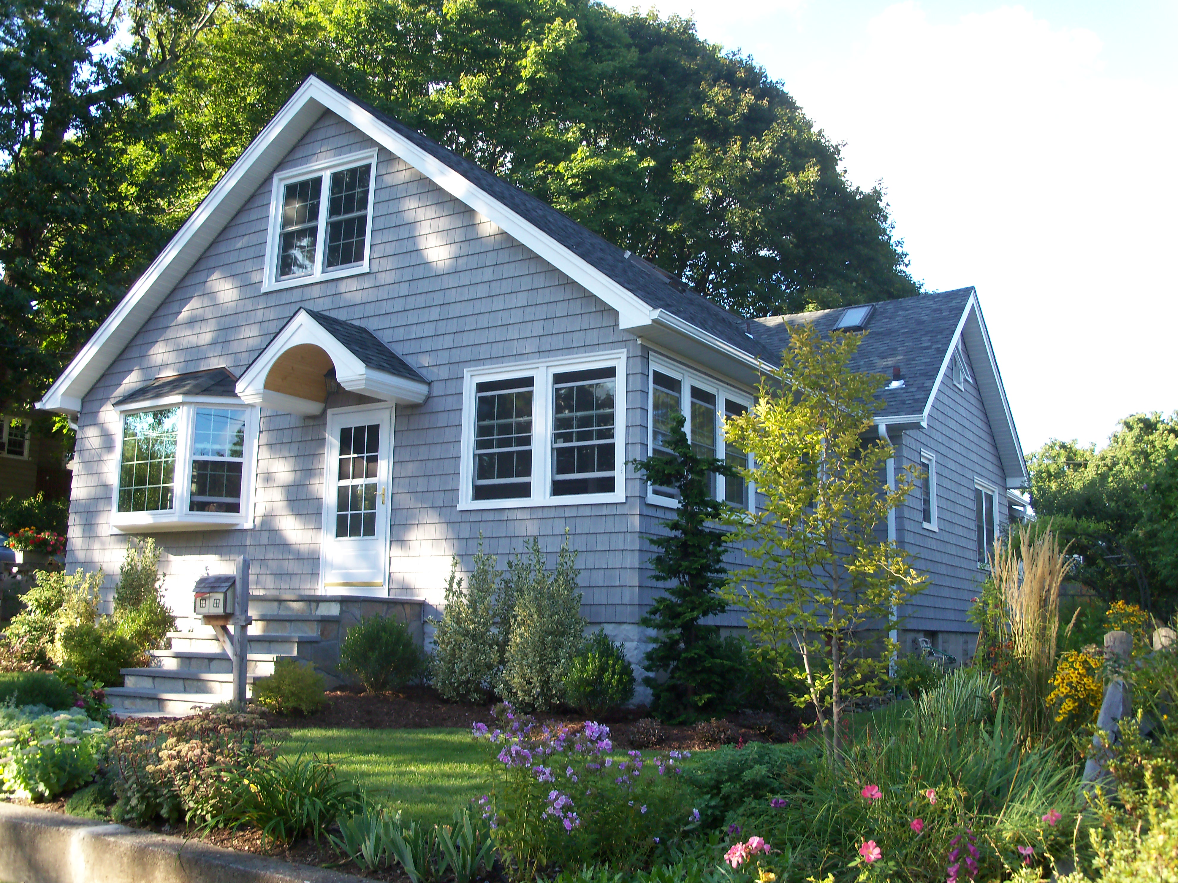 Remodeled Home - Berkeley Exteriors - CT
