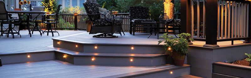 Home improvement blog azek decking timbertech decking a deck creates additional space that becomes a part of your home the increase of living space is great during any season a place to read the sunday aloadofball Choice Image