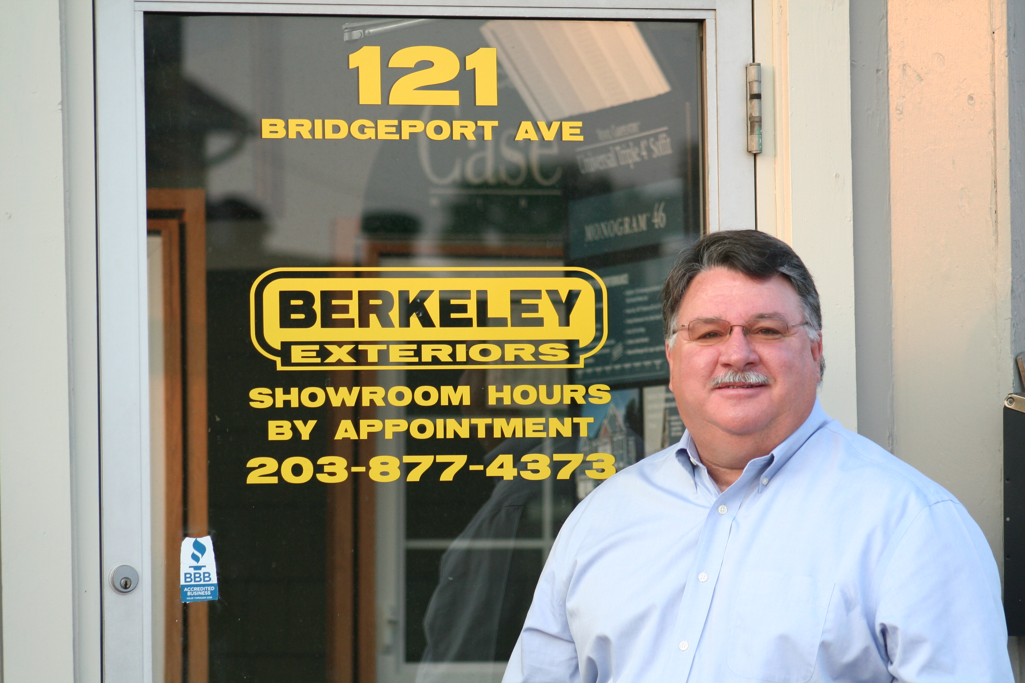 Mike Lofaro, Berkeley Exteriors - CT